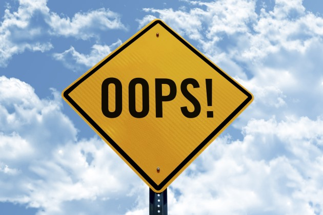 The only ways companies can survive big mistakes