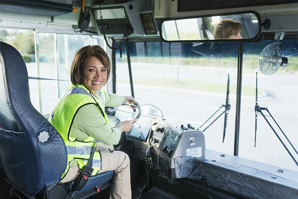 Driving the bus of your nursing career
