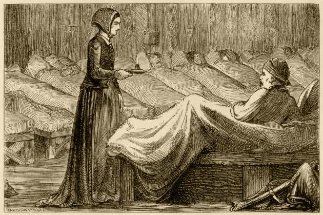 Nurses: The professional progeny of Florence Nightingale
