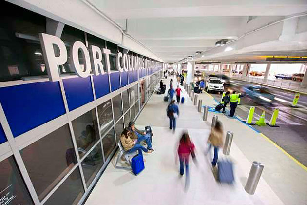 Port Columbus Airport plans for new terminal amid renovations