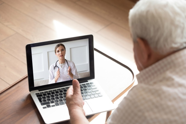 Survey: As expected, patients fearful of in-person visits are turning to telehealth