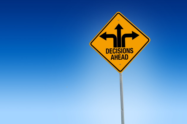 All decisions are risky, so it's time to stop talking about 'risk-based decision-making'