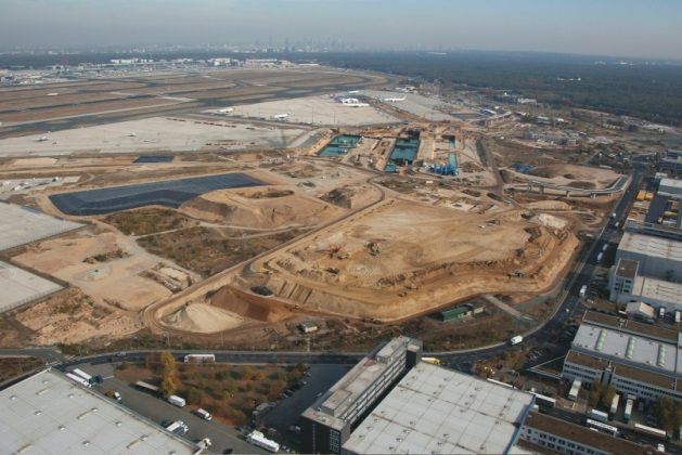 Frankfurt Terminal 3 construction begins with dedicated low-cost carrier pier