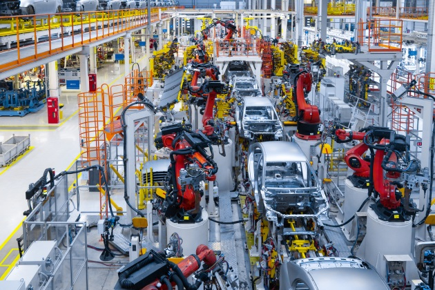 Are manufacturing wages stagnating?