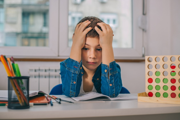 What should I do? I think my child struggles with reading.