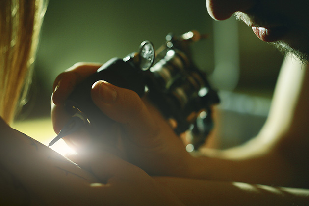 Sound-producing tattoos? A new company is making it happen