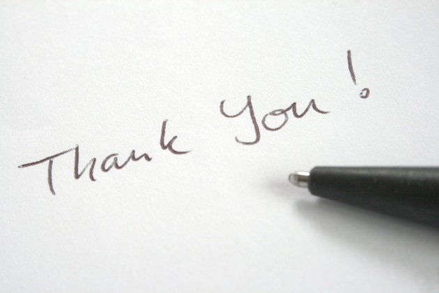 How to respond to a patient's thank you