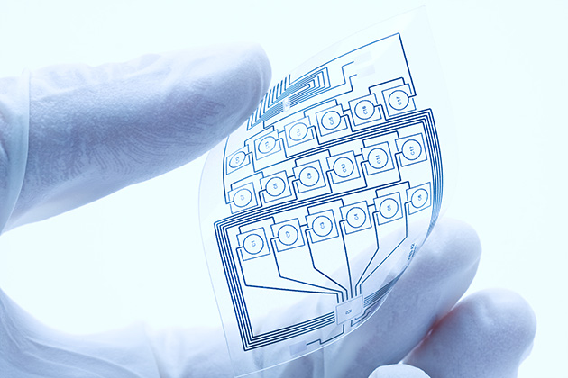 Printed electronics allow technological leap in wearable devices