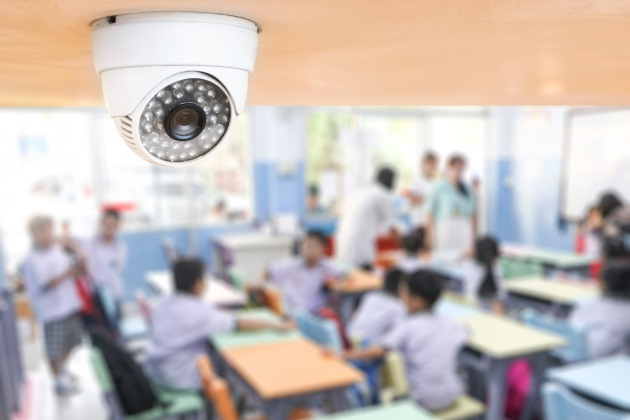 Security cameras in classrooms: The debate continues