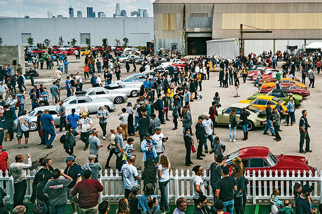 Luftgekühlt: What does the future hold for this air-cooled Porsche event?