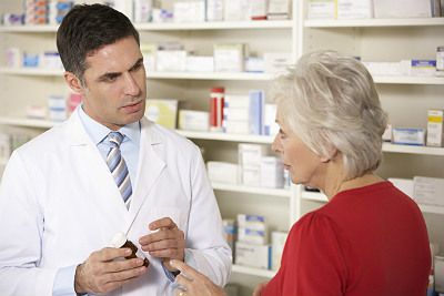 Pharmacists on the front line of polypharmacy