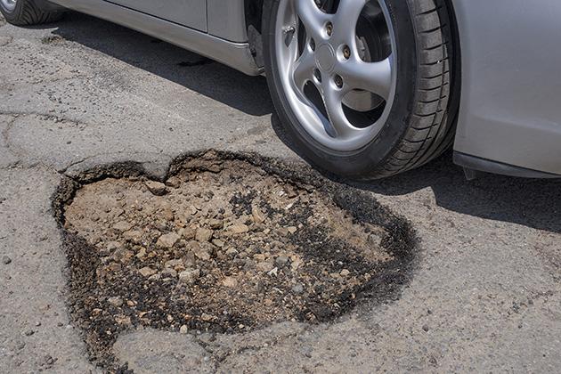 Avoid parking structure damage through maintenance