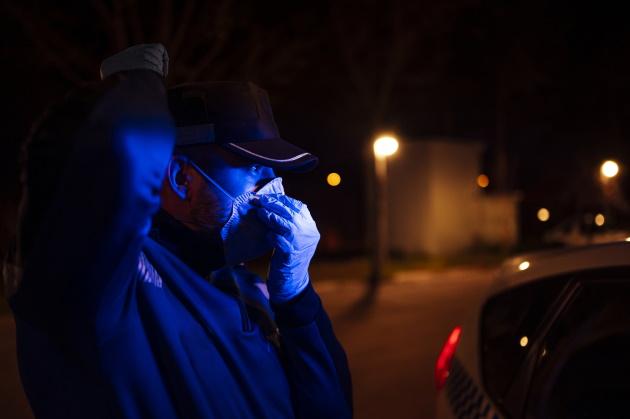 Law enforcement access to COVID-19 patient details sparks controversy