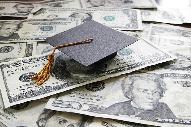 Education woes: Fall in federal spending and rise in student debts