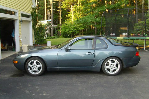 What is the most expensive 968 in North America?