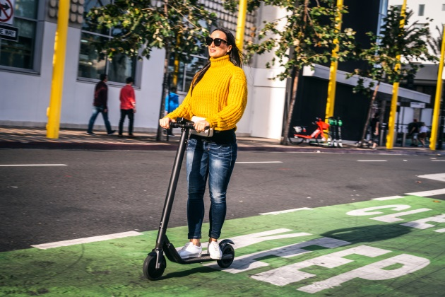 The thrills and spills of e-scooters create a safety debate