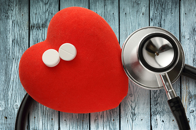 A new study on vitamin E may change how cardiac patients are treated