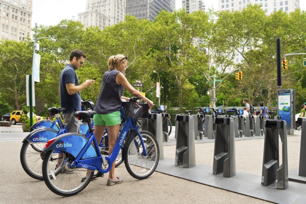 Bike share programs gaining traction across the country