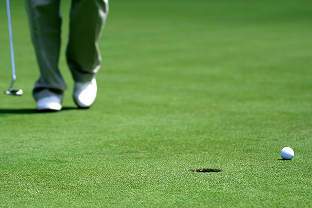 What causes the yips? It may be a physical issue