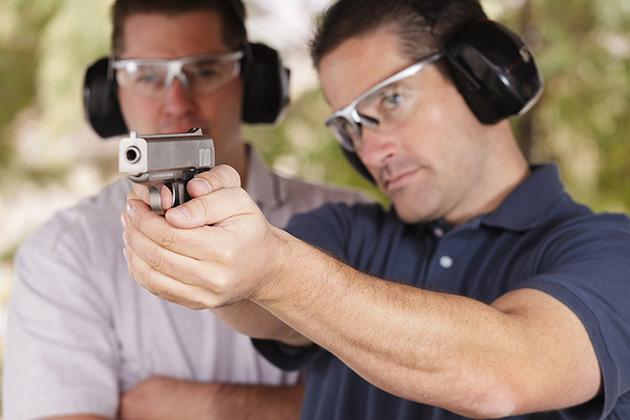 Trigger control: The No. 1 shooter error