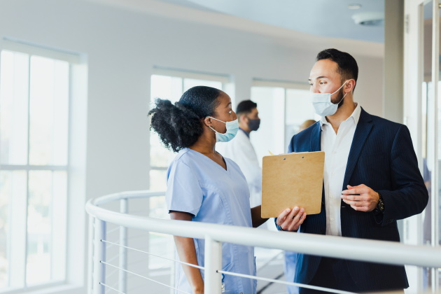 What lessons did COVID-19 teach your healthcare organization? Use what you learned to improve