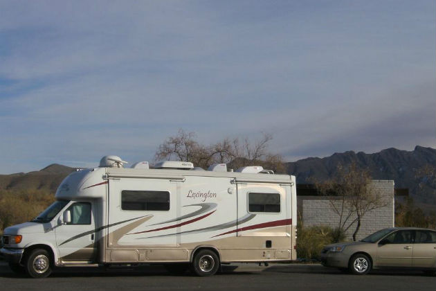 Hints and ideas for boondocking