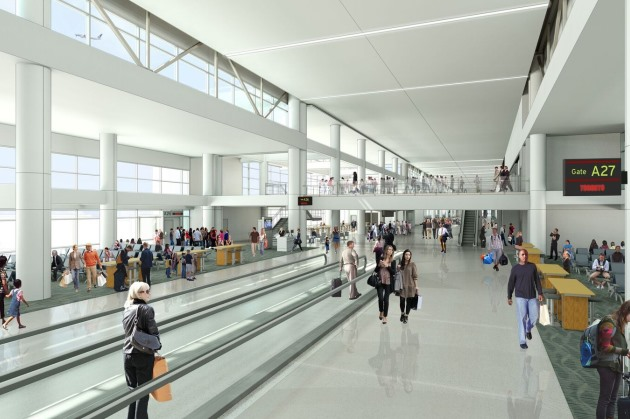 The future of Denver International Airport takes shape