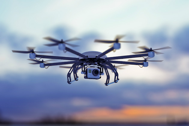 Law Enforcement Experimenting With Surveillance Drones