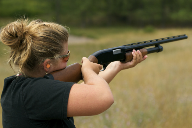 7 tips to reducing recoil for the shotgun sports