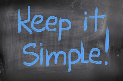 4 reasons to keep your content simple