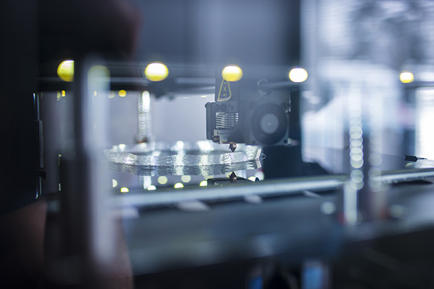 Beyond prototyping: Scaling up to additive manufacturing for production