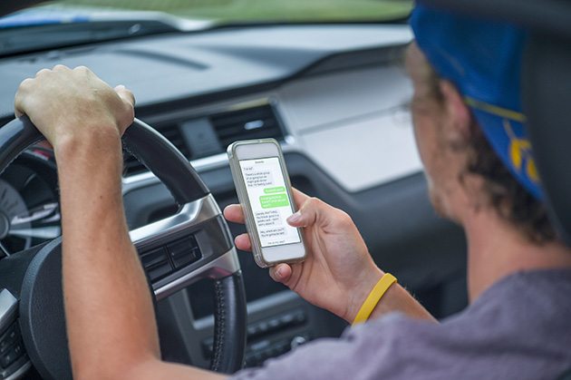 47 states now prohibit texting while driving