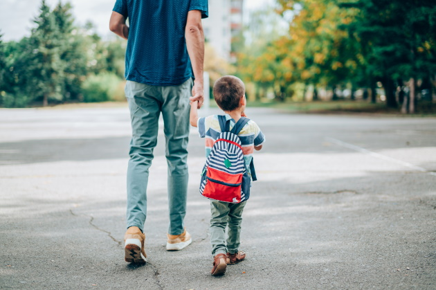 How to approach first-time in-person learning for early education students