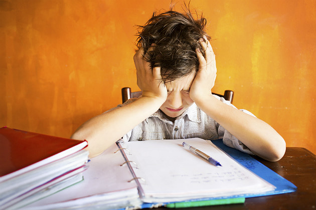 Excessive stress: 6 strategies for helping struggling learners