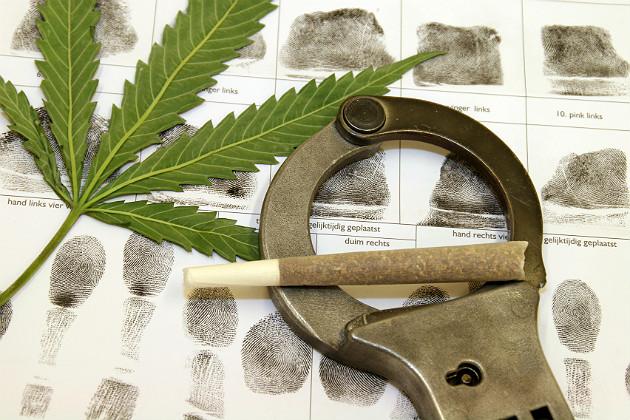 Spit kit? Saliva testing for marijuana use on the horizon