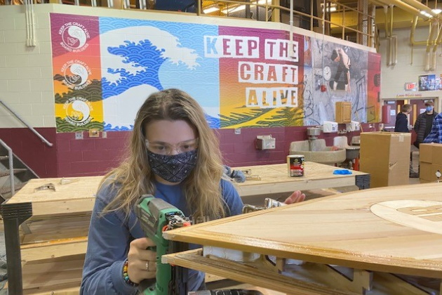 Is woodworking becoming more accessible for women?