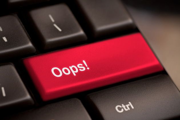 Avoiding costly online mistakes: Why the internet is enduring, not endearing
