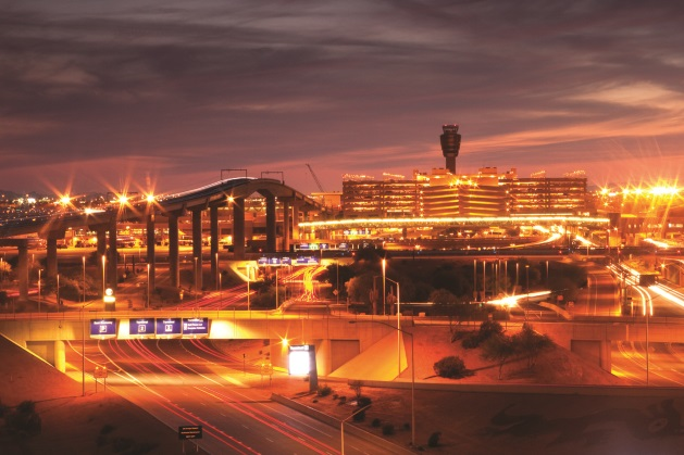 Phoenix Sky Harbor submits 20-year master plan for improvements