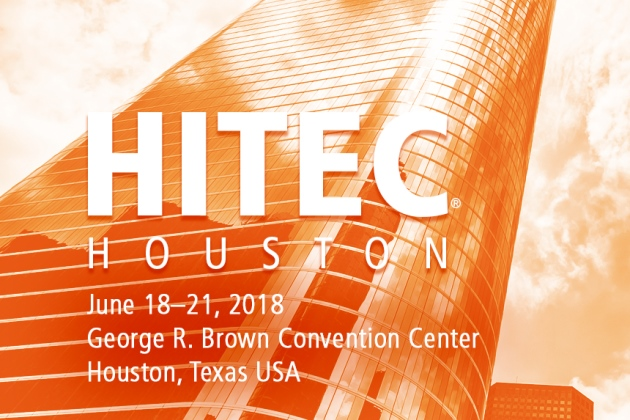 4 themes from HITEC Houston 2018