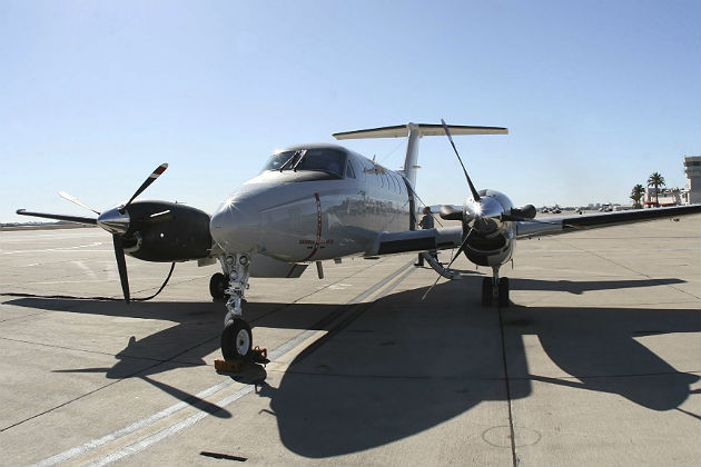 Are fixed-wing aircraft the right fix for patient transport?