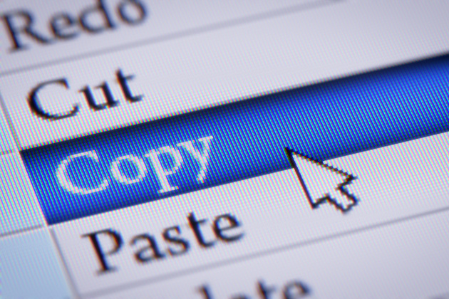 Does copying and pasting into EHRs impact the level of care?