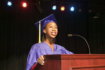 Why do we still use class rank to select graduation speakers?