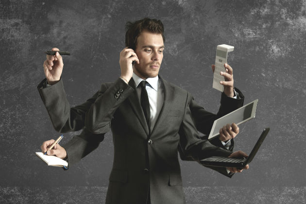 Successful strategies to multitask more effectively