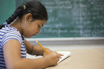 english learners and writing
