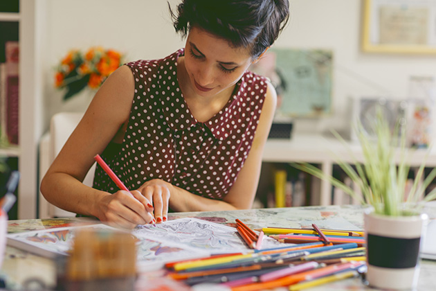 Is doodling good for your brain?