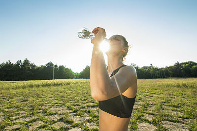 Beat the heat: Tips for training in the summer months