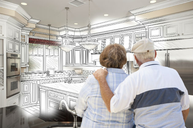Aging boomers keep kitchen and bath remodels booming