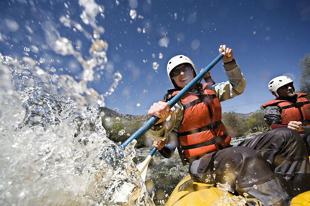 America's best whitewater rafting trips