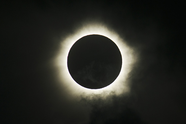 Hop in your RV and check out this historic solar eclipse
