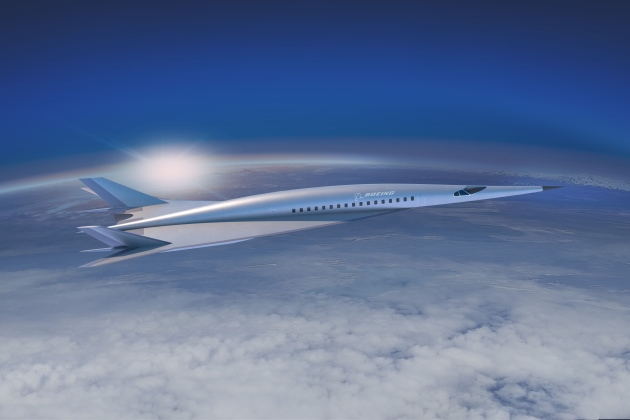 What would Boeing's hypersonic jet mean for travel?